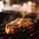焼肉 grilled meat