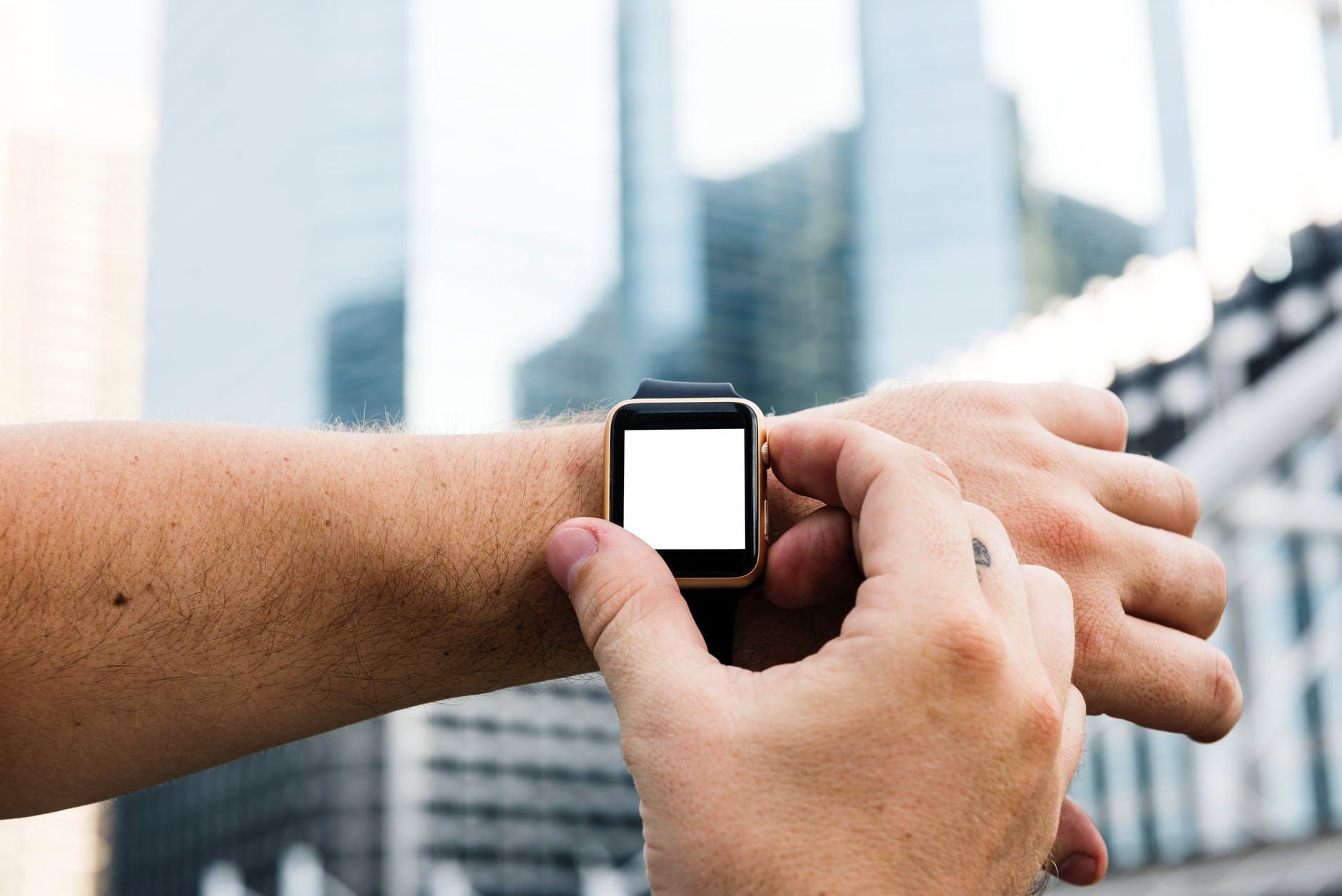 Apple Watchを着けて久しぶりに軽くジョギングしてみました