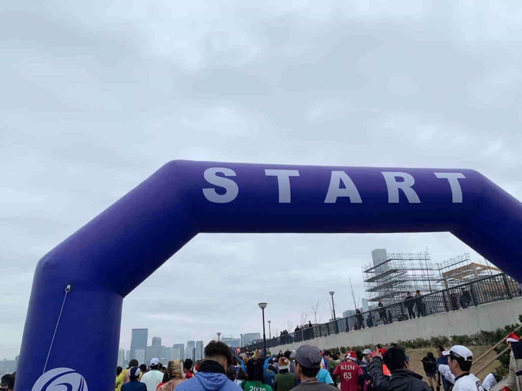東京マラソン シュミレーション