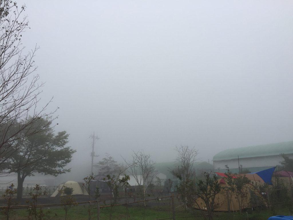 霧のアーバンキャンピング朝霧宝山