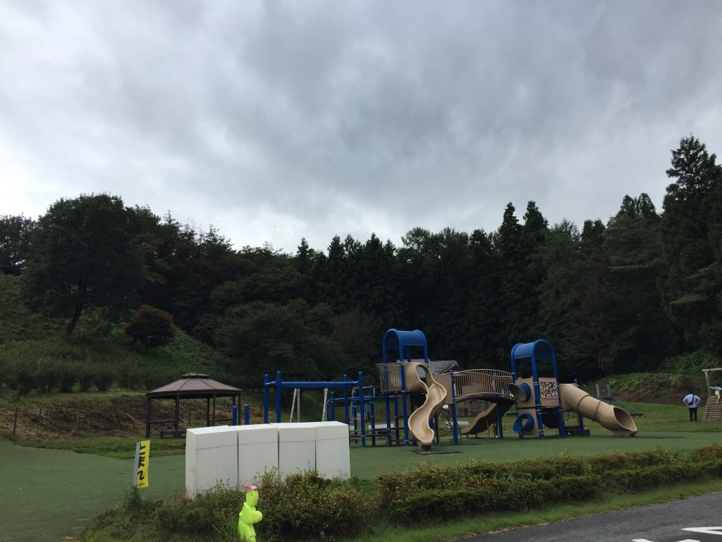川場田園プラザ 遊び場