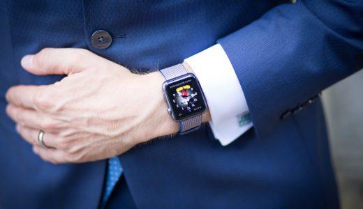 我戴上 Apple Watch 的手腕上又出现了痱子(?),所以我考虑了对策。