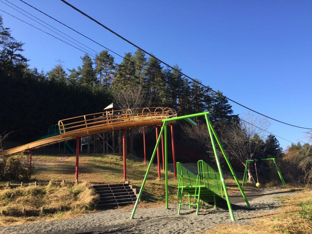 都留戸沢の森 和みの里キャンプ場 公園