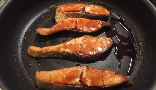 鮭(シャケ)の照り焼き|土井善晴先生の家庭料理レシピ