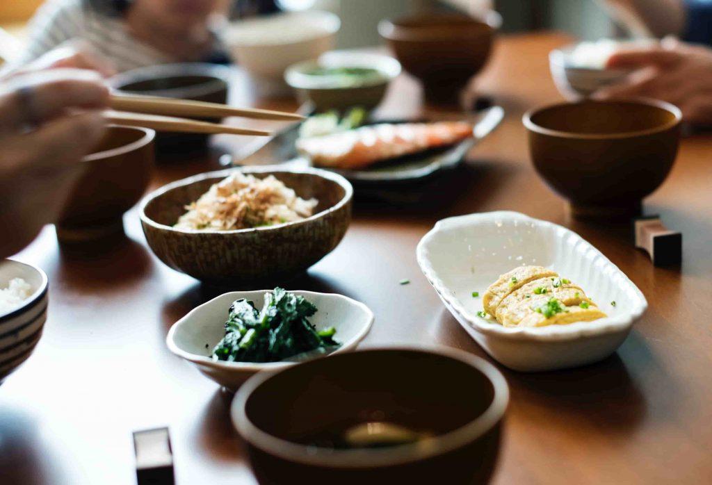 土井善晴先生の家庭料理のレシピ