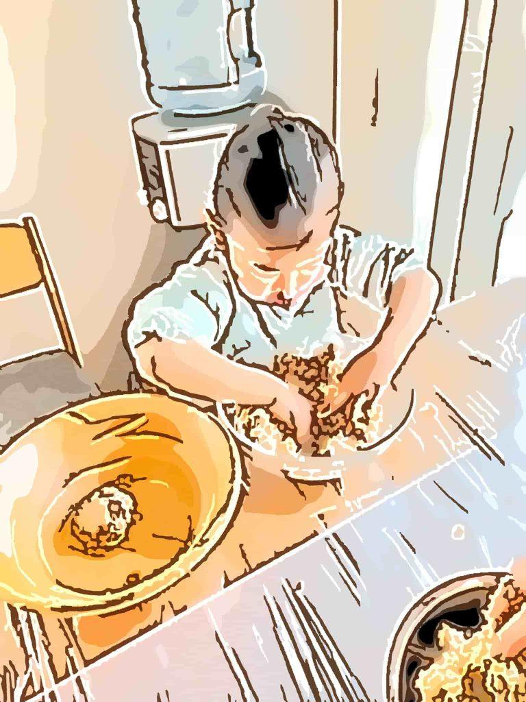 手作り味噌作り 食育