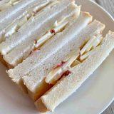 りんごサンドイッチ