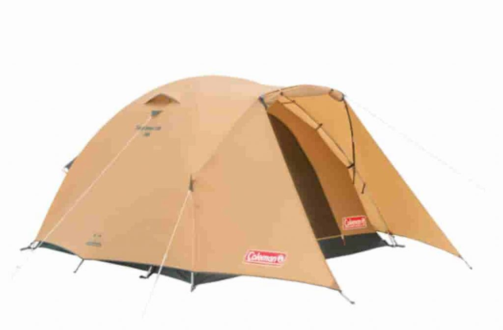 テント ドーム型