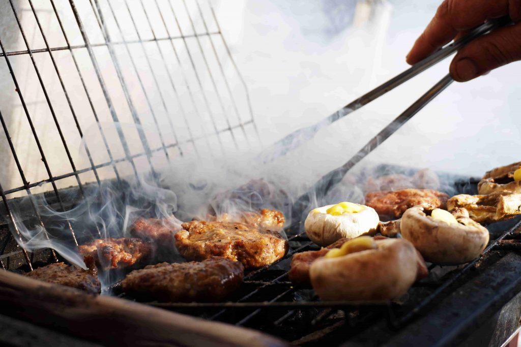 ファミリーキャンプの始め方 料理