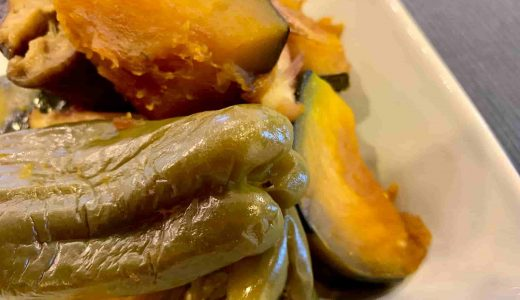 夏野菜のごろっと煮|土井善晴先生の家庭料理レシピ