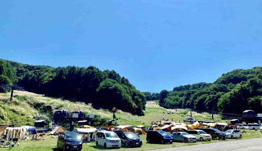 パラダキャンプ場(長野県)へファミリーキャンプに行ってきました。