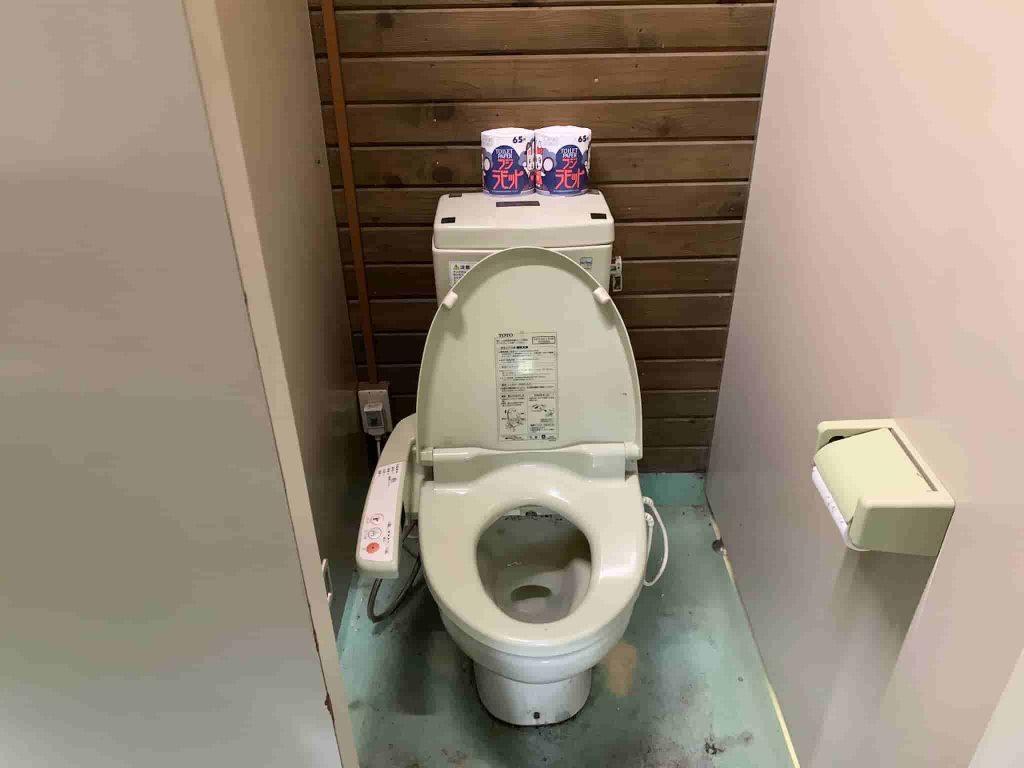 エンゼルフォレスト那須白河 トイレ
