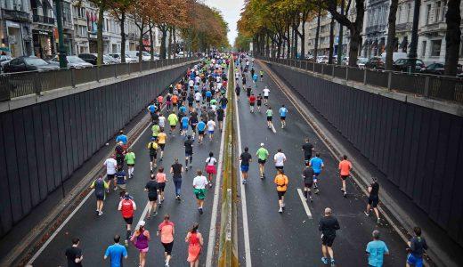 東京マラソン(フルマラソン)に当選したので完走するために練習を始めました