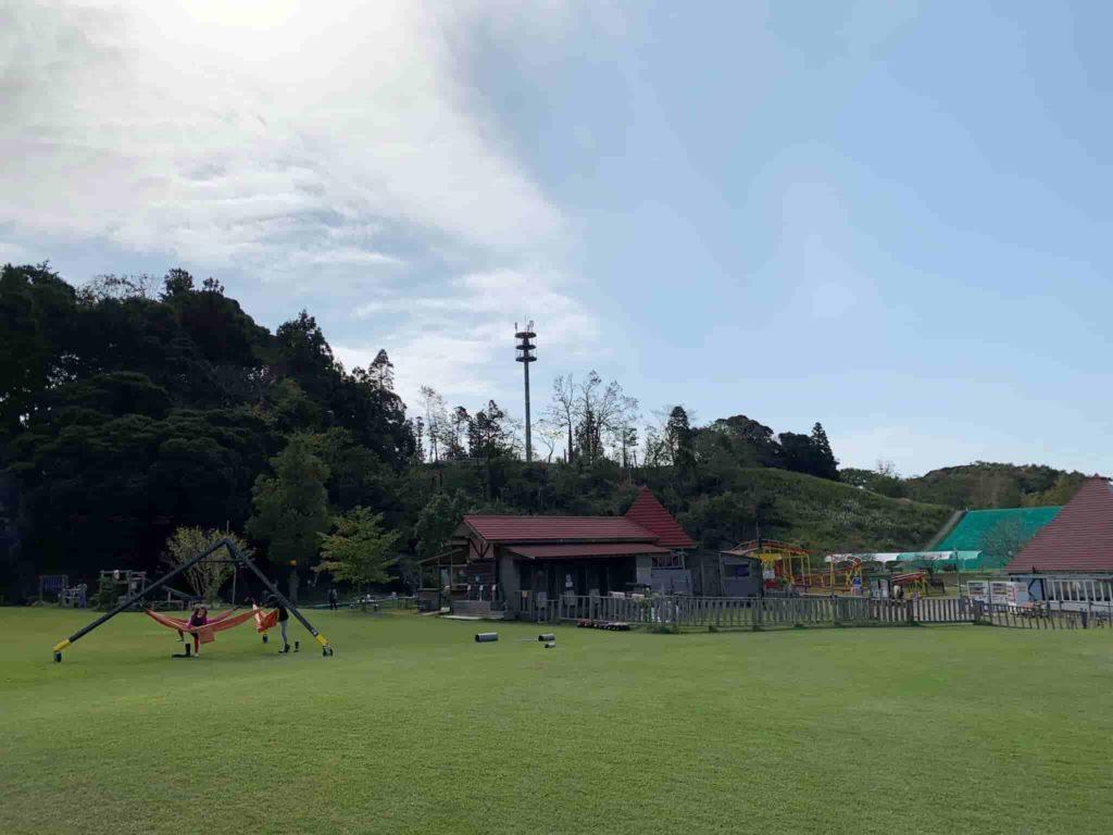 東京ドイツ村ジージの森ファミリーキャンプ