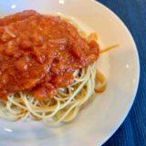 ホットクック トマトソース