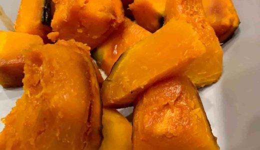 かぼちゃの煮物(No.003)を作りました|ホットクック1.6L