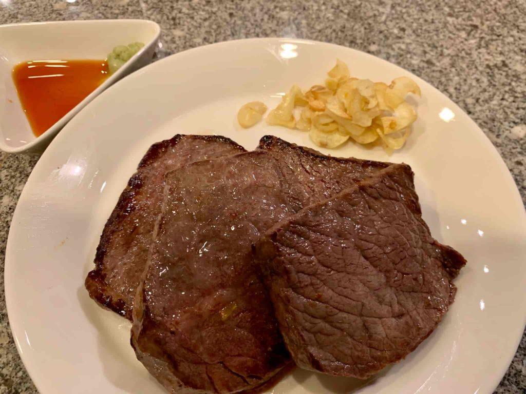 ホットクック 低温調理 ステーキ