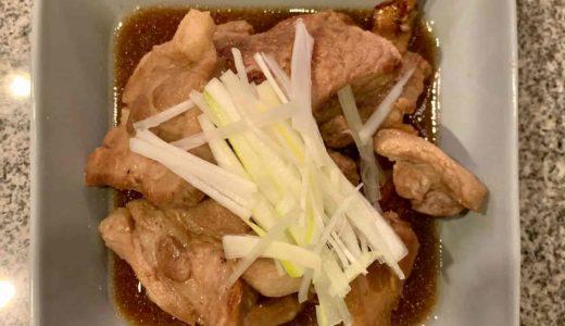ホットクックの手動調理機能「発酵・低温調理をする」を使って煮豚を作りました|ホットクック1.6L