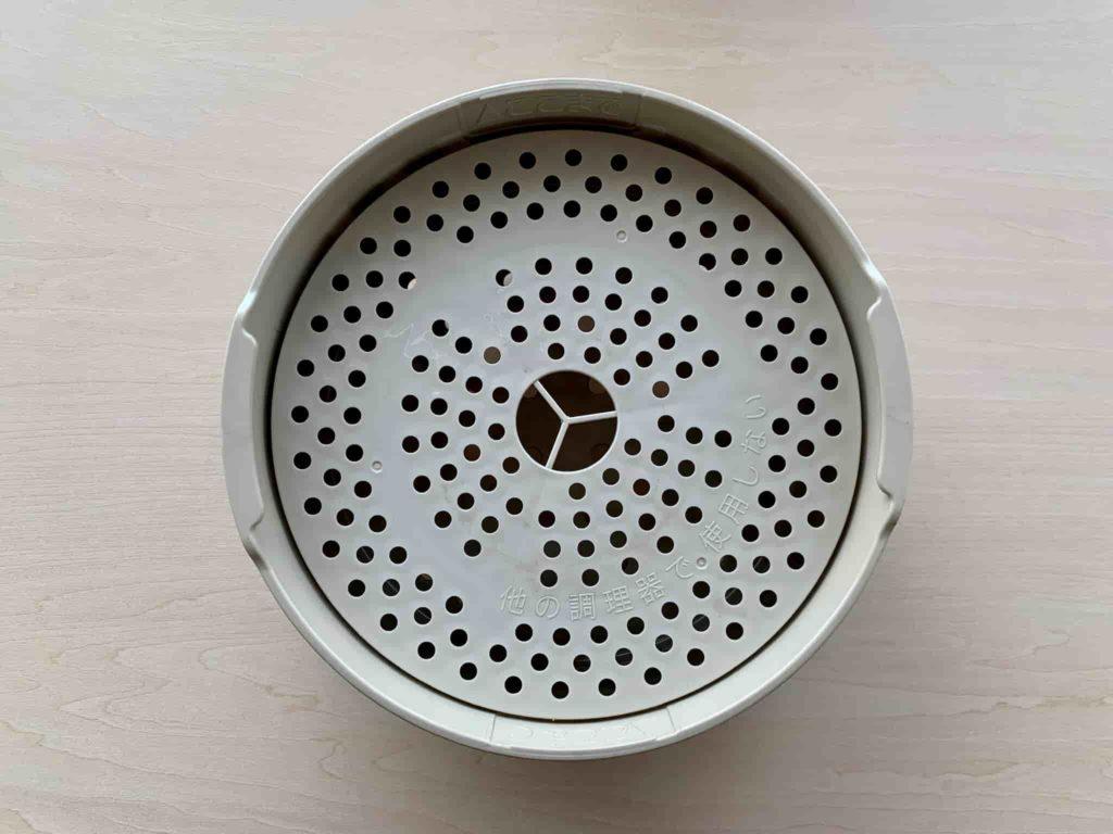 蒸しカゴ/BG491826L-02 圧力IHなべ用