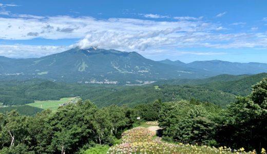 斑尾高原キャンピングパーク(長野県)でわが家史上最長の8泊9日のファミリーキャンプに行ってきました