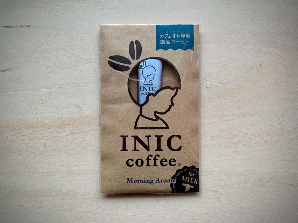 イニックコーヒー カフェオレ