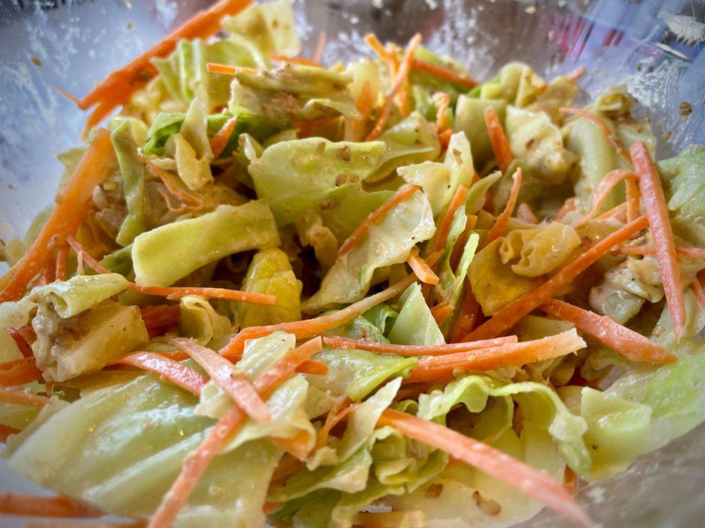 サラダ #Campion食堂
