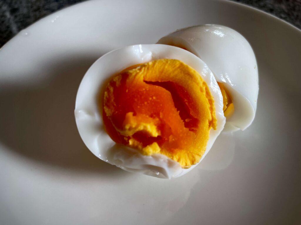 ホットクック ゆで卵
