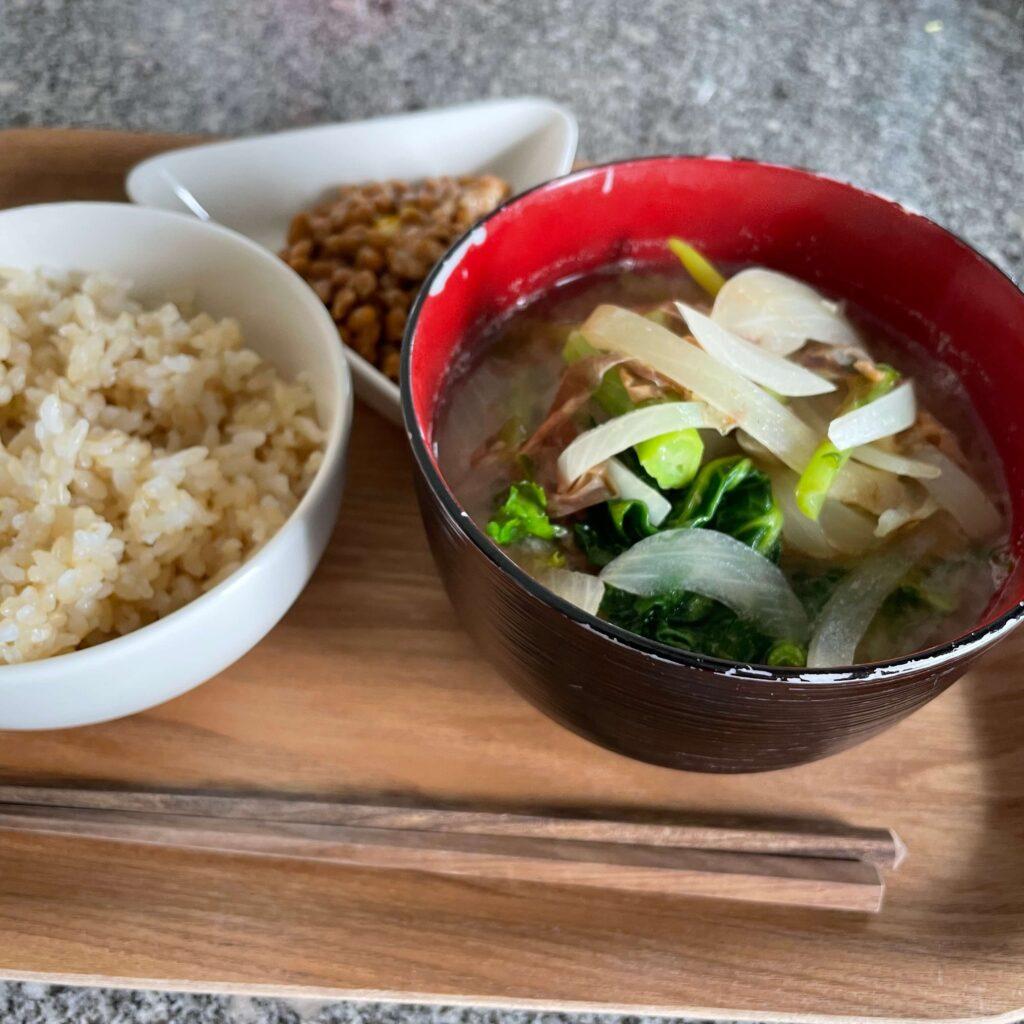 金芽ロウカット玄米 #Campion食堂