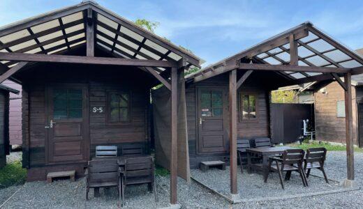 RECAMP勝浦(旧 しあわせの丘リゾート)のスマートキャビンに泊まってきました。